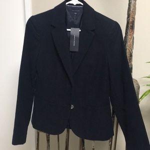 Navy tommy blazer